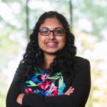Headshot of Swetha Manivannan